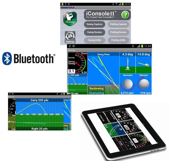 iConsole screenshots