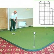 Huxley Putting Green