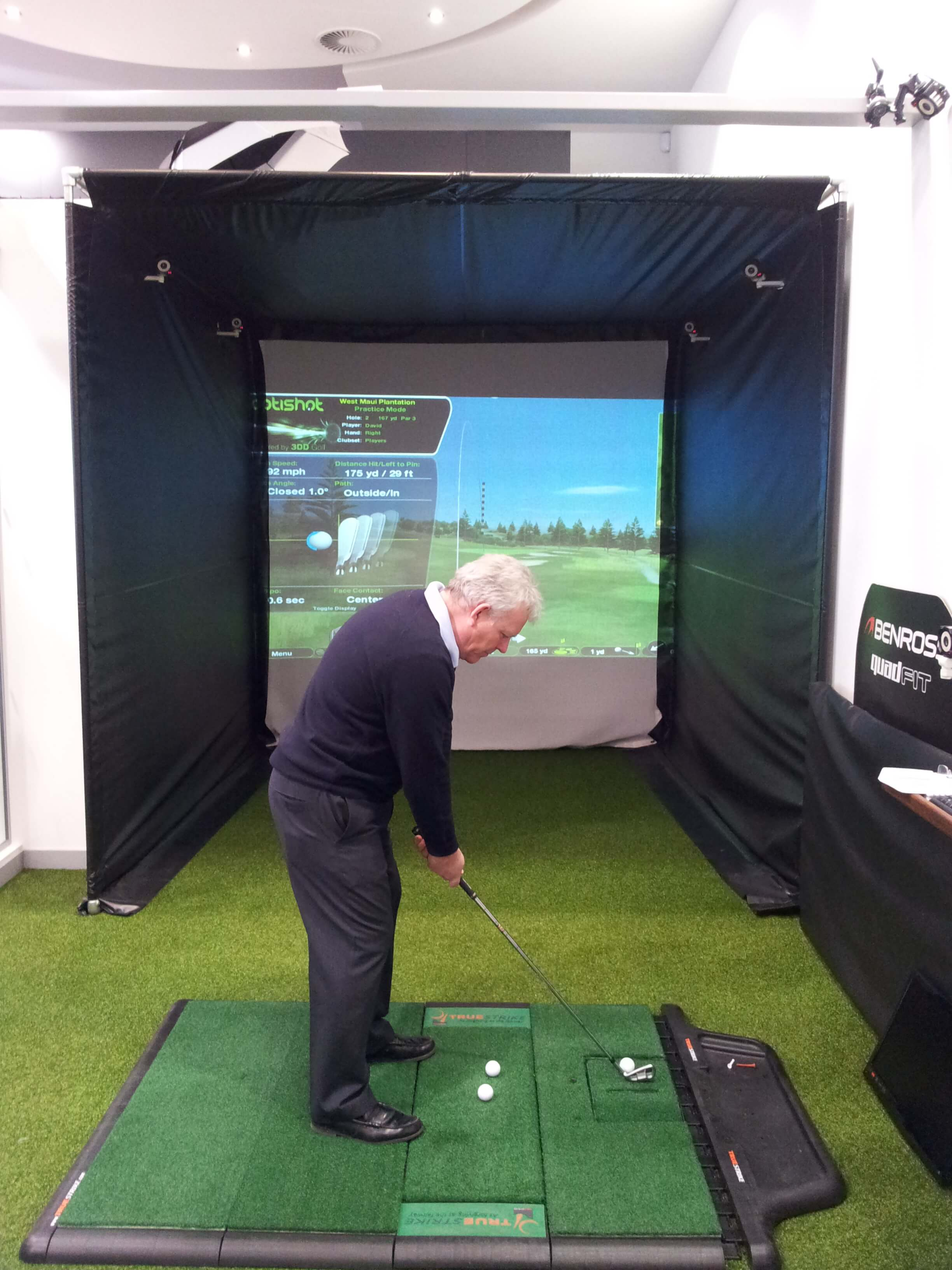 Optishot 2 Golf Simulator Optishot Golf Simulator