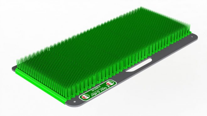 Chipper Golf G Mat