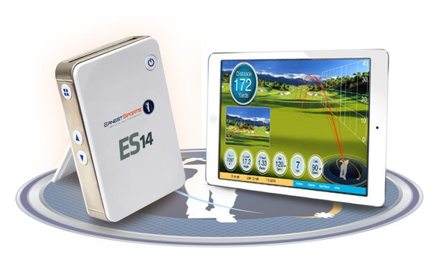 Es14 Launch Monitor Golf Swing Systems