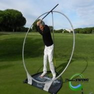 PlaneSWING Par Package: Plus PowerStance Stability Aid