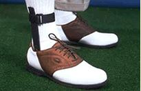 TacTic Ankle Golf Practice Aid