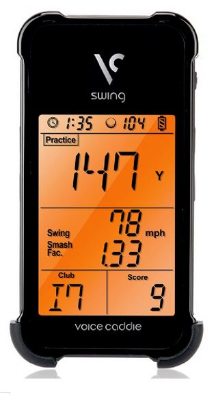 SC100 Golf Launch Monitor