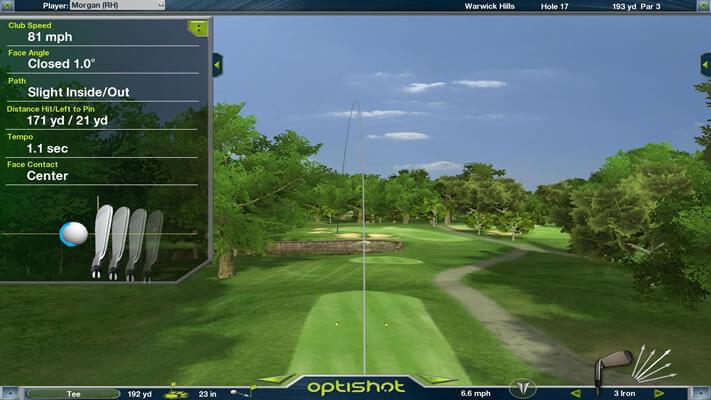 Golf Simulator For Sale >> Optishot2 Golf Simulator, affordable, accurate, portable ...