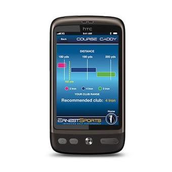 ES12 on smartphone