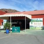 The LPGA academy in Gran Canaria