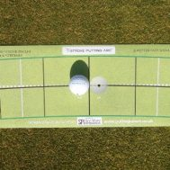 T Stroke Putting Mat