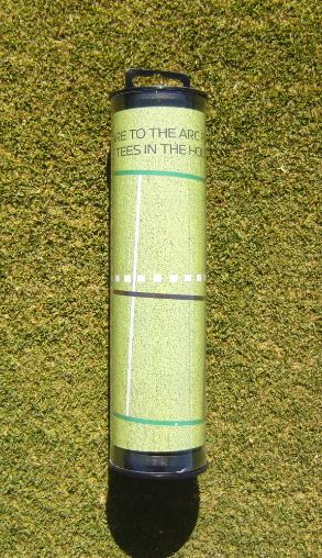 T Stoke Putting Mat