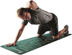 Fitness Trainer Mat