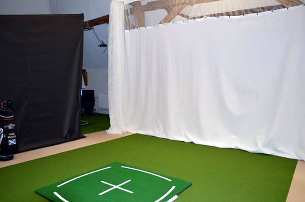Inside the new HB Golf Academy