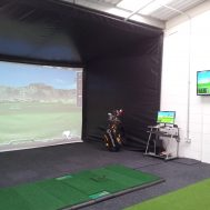 Golf Enclosures and Golf Practice Nets