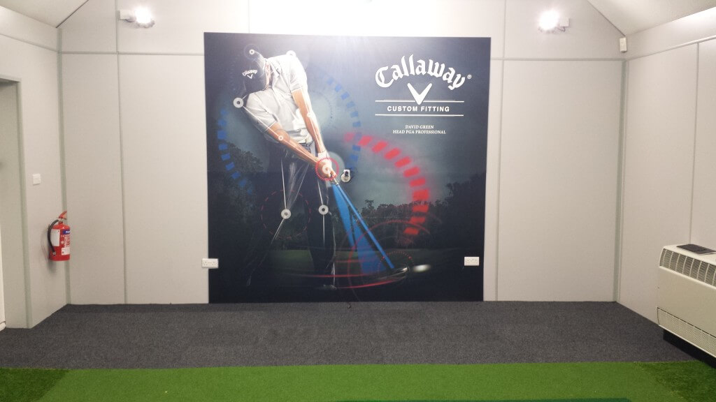 Golf Academy Callaway POS