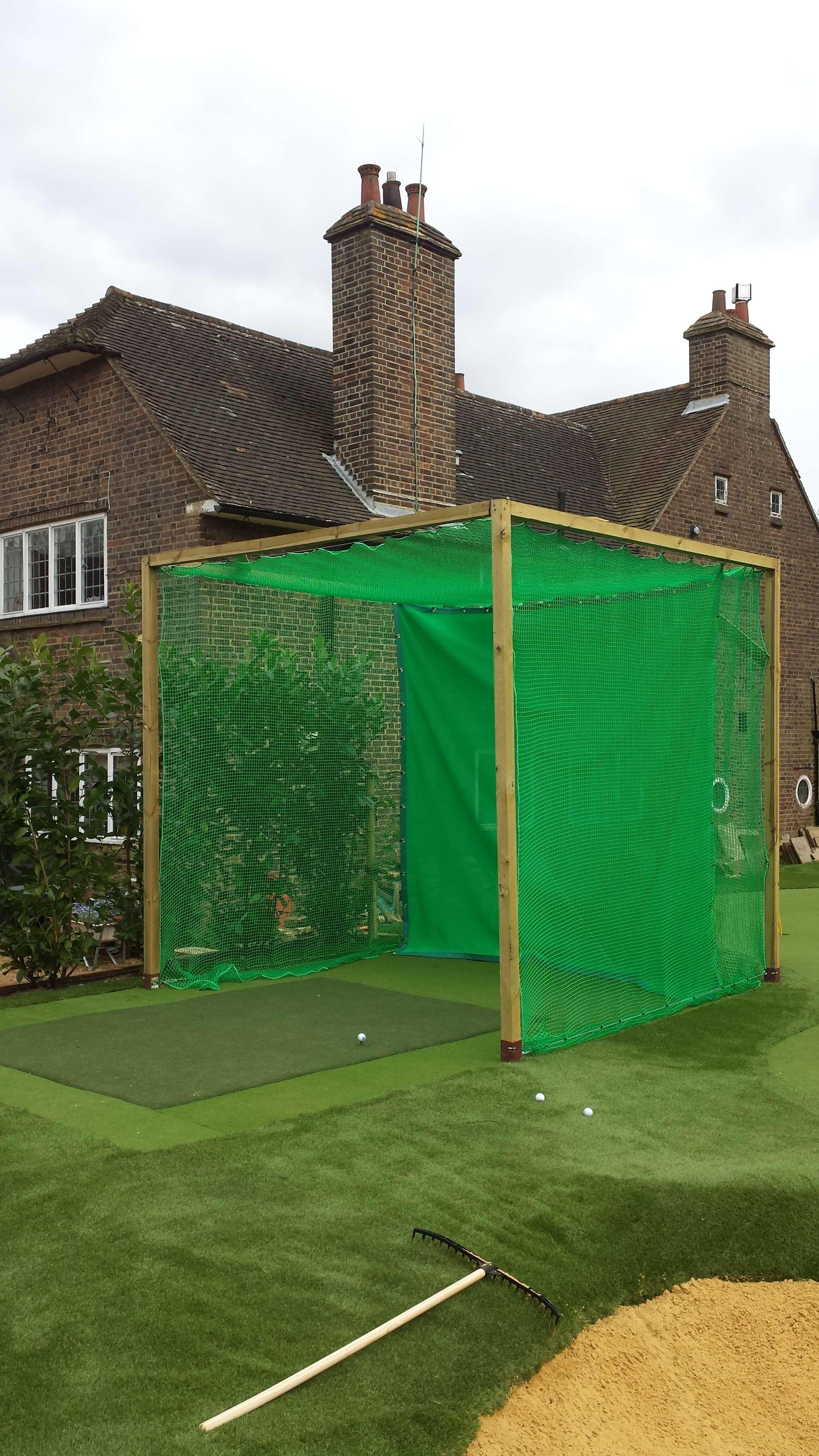 Golf Enclosures Nets and Golf Screens