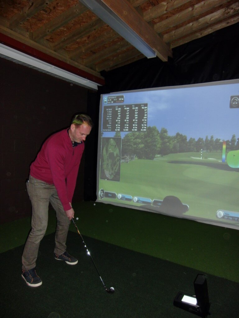 GC2 Golf Simulator