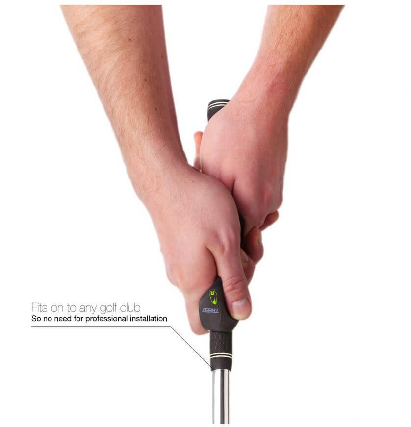 Golf Grip Training Aid Golf Swing Systems
