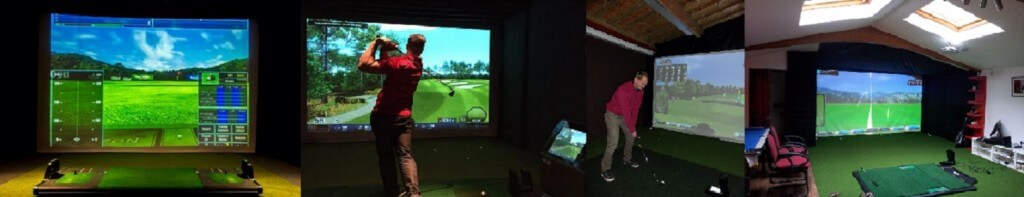 Different Golf Swing Simulators