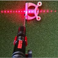 Groove Putting laser