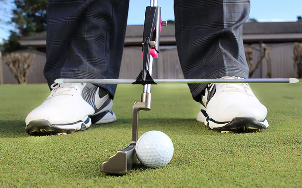 The Navigator Putting Aid Golf Swing Systems