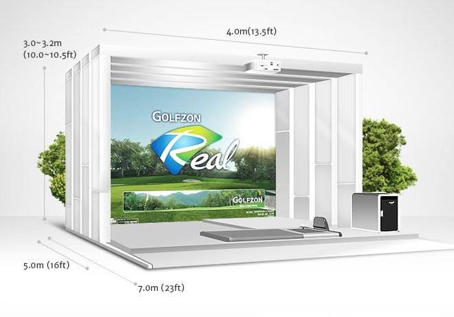 Golfzon Real Simulator