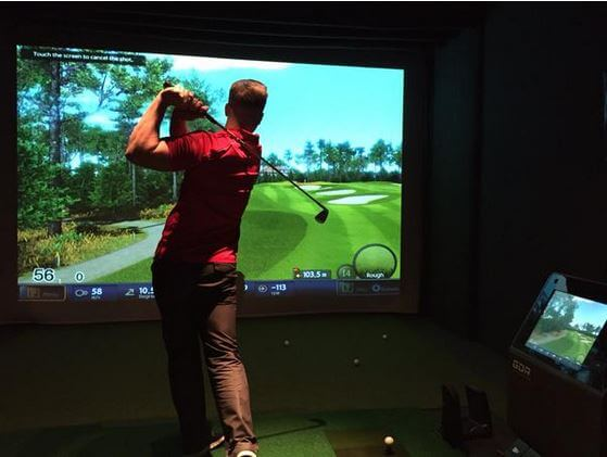 Golfzon GDR Golf Simulator