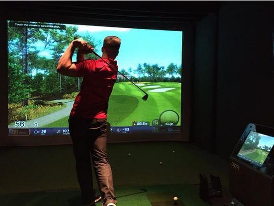 Golfzon GDR Golf Simulator
