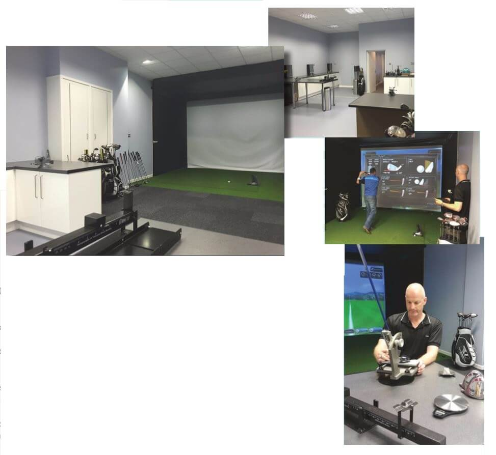 Diamond Golf International Custom Fit Academy