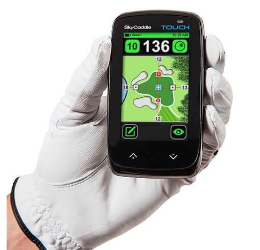 SkyCaddie Touch GPS