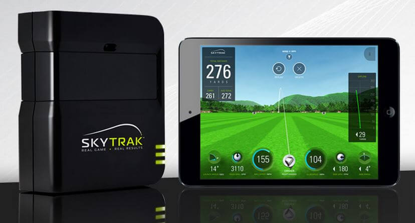 Skytrak Launch Monitor Amp Golf Simulator Golf Swing Systems