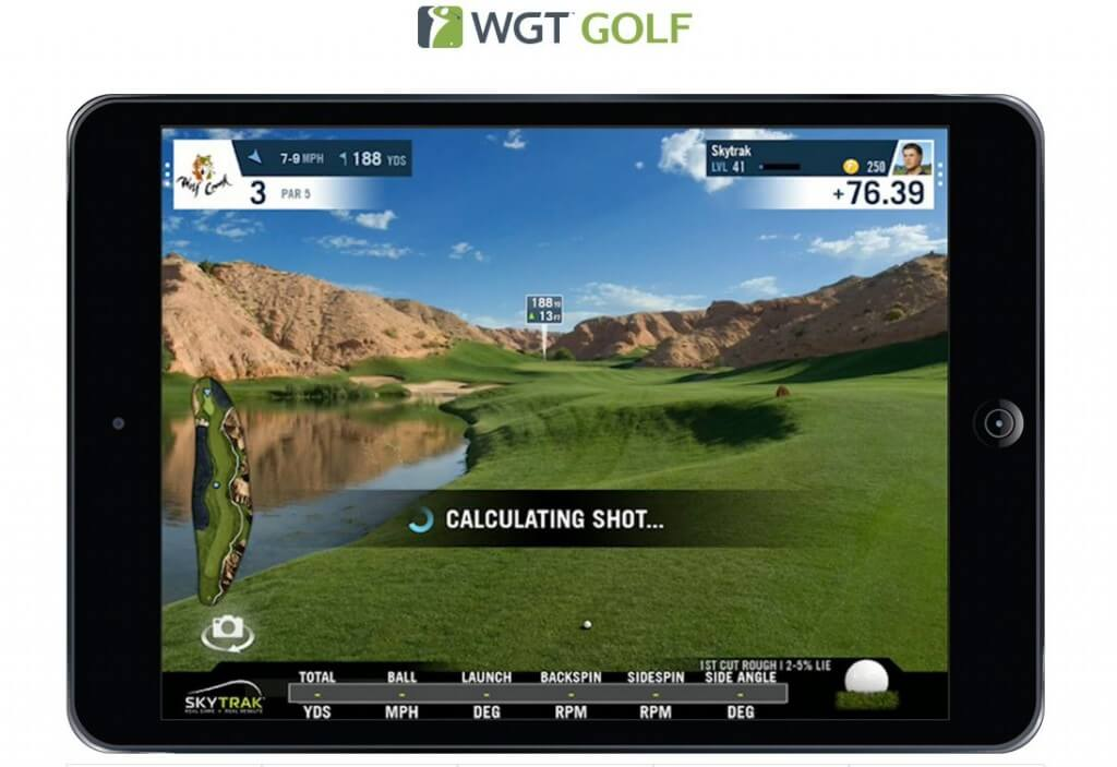 WGT Golf screenshot