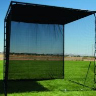 Master Practice Cage Golf Net