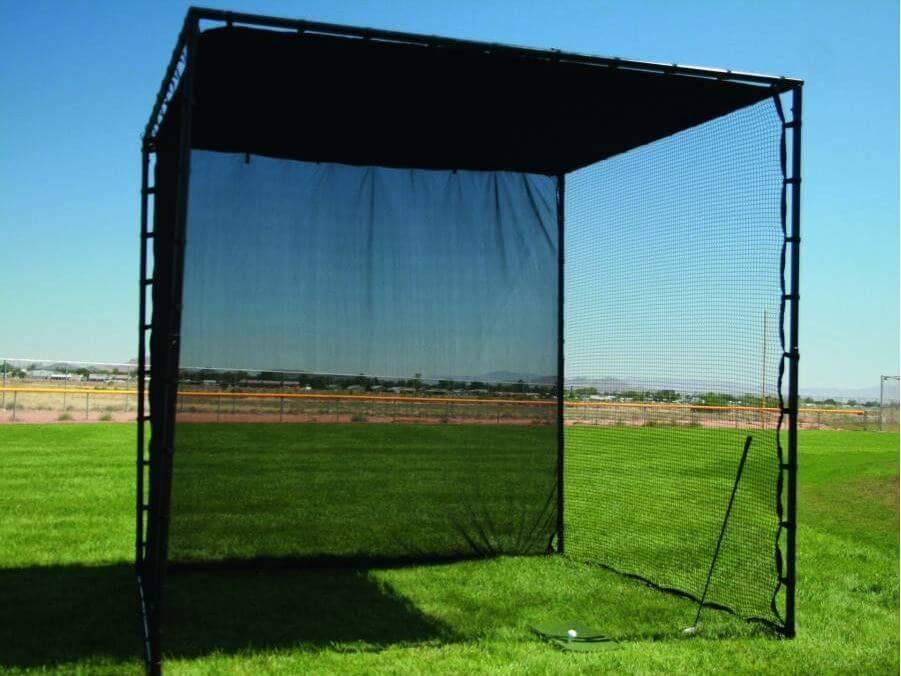 Pro Advanced Master Practice Cage Golf Net