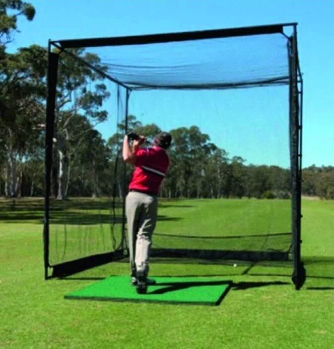 Master Practice Cage Golf Net