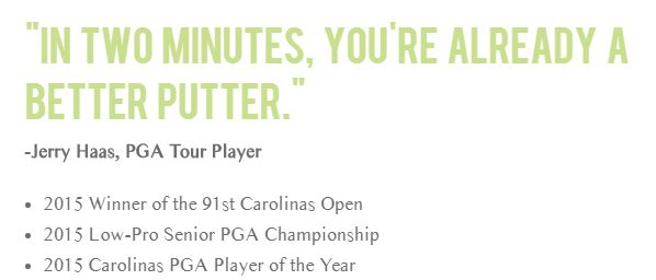 Quote golfer