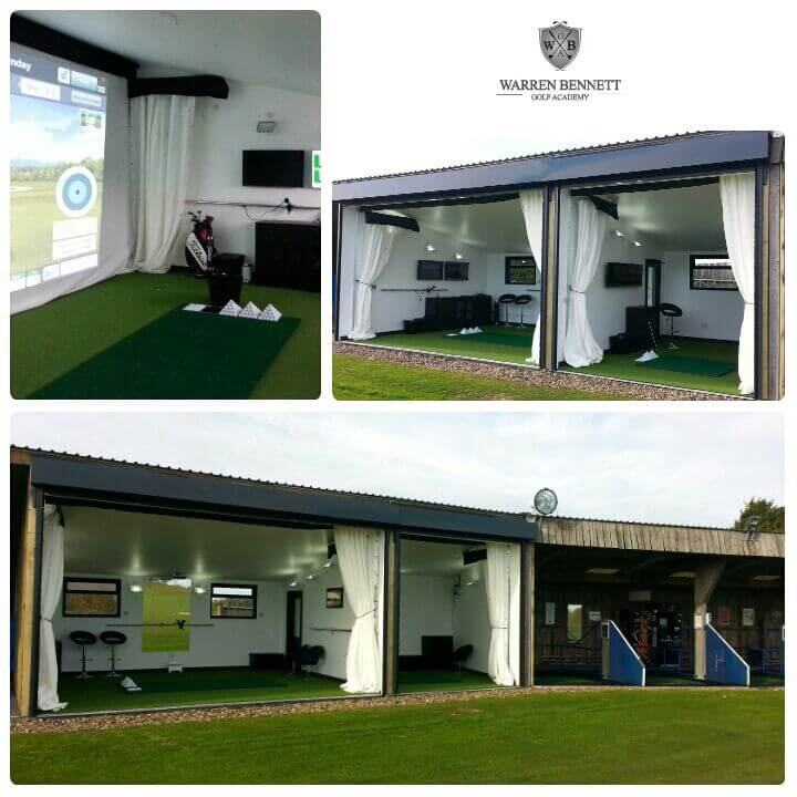 The Warren Bennett Golf Academy Golf Academy Case