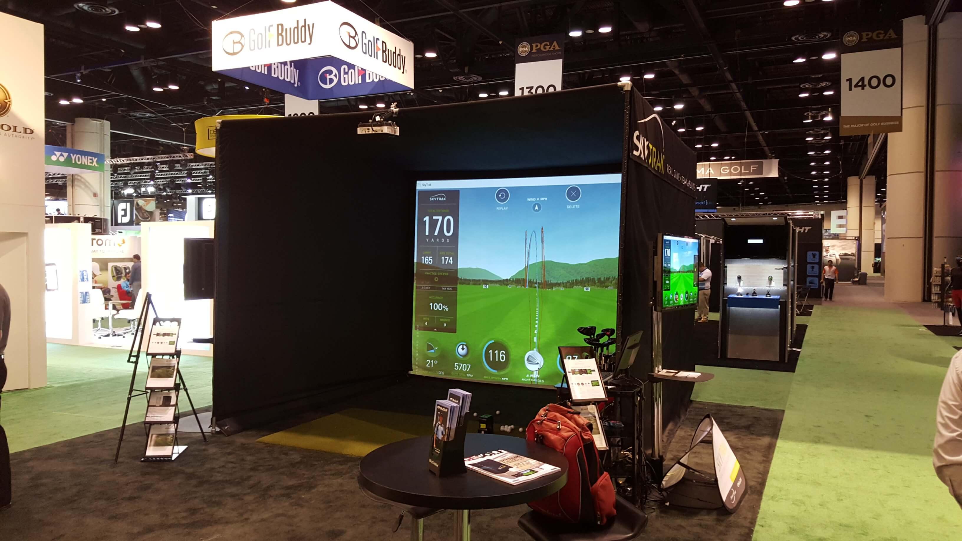 Portable Golf Enclosure Golf Simulator Enclosures Amp Nets