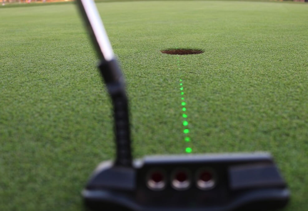 Eyeline Golf Groove Putting Laser Golf Swing Systems