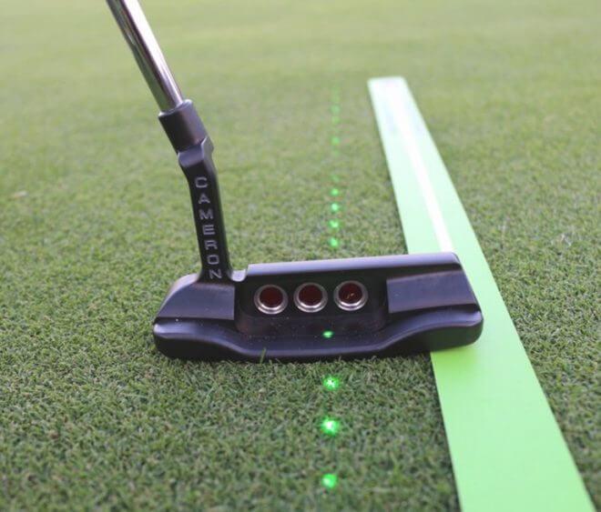 Eyeline Groove Putting Laser