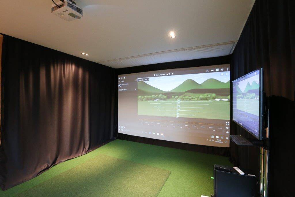 Archery Netting Hd Projection Screen Material Golf