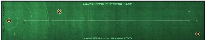Welling Ultimate Fitting Mat