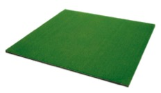 Green Nylon Stance Mat