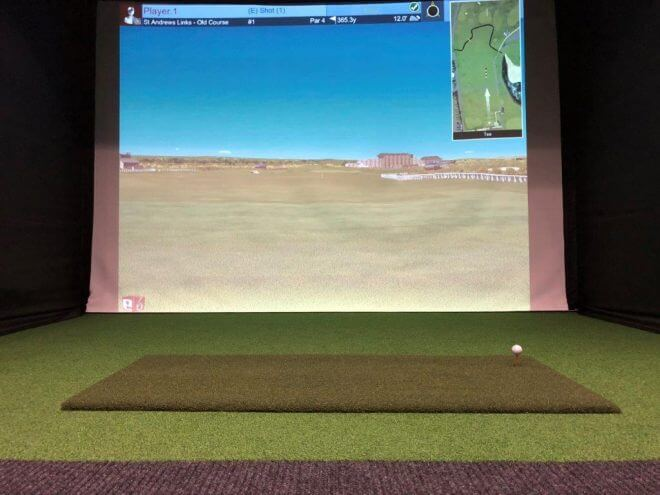 Tee Turf Golf Mat