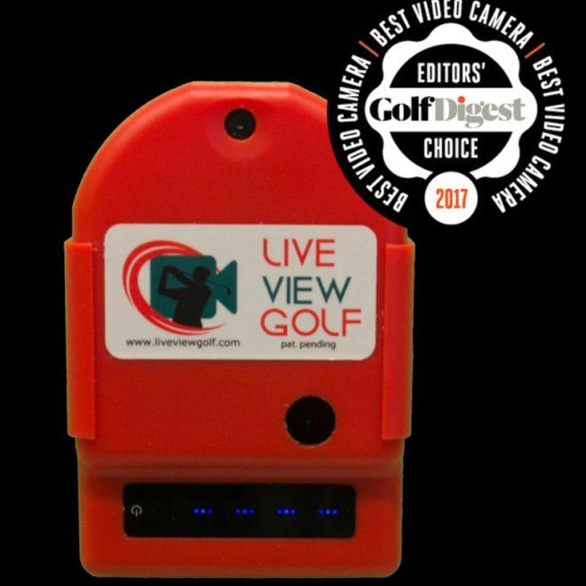 Live View Golf Camera