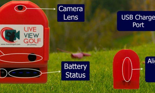 Live View Golf Camera Description
