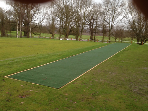 Tee Turf Golf Strike Mat