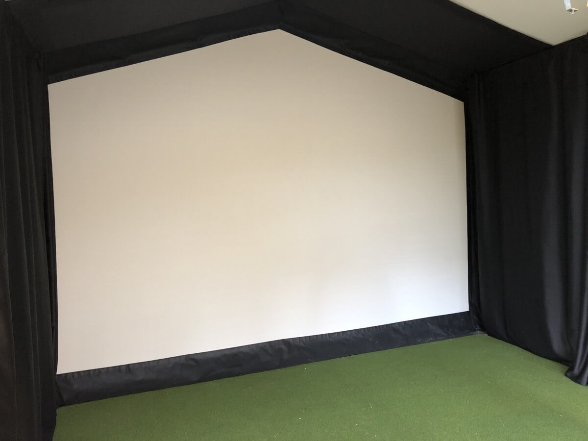 Golf Enclosures and Nets