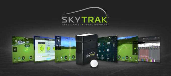 SkyTrak Launch Monitor & Golf Simulator Products Image