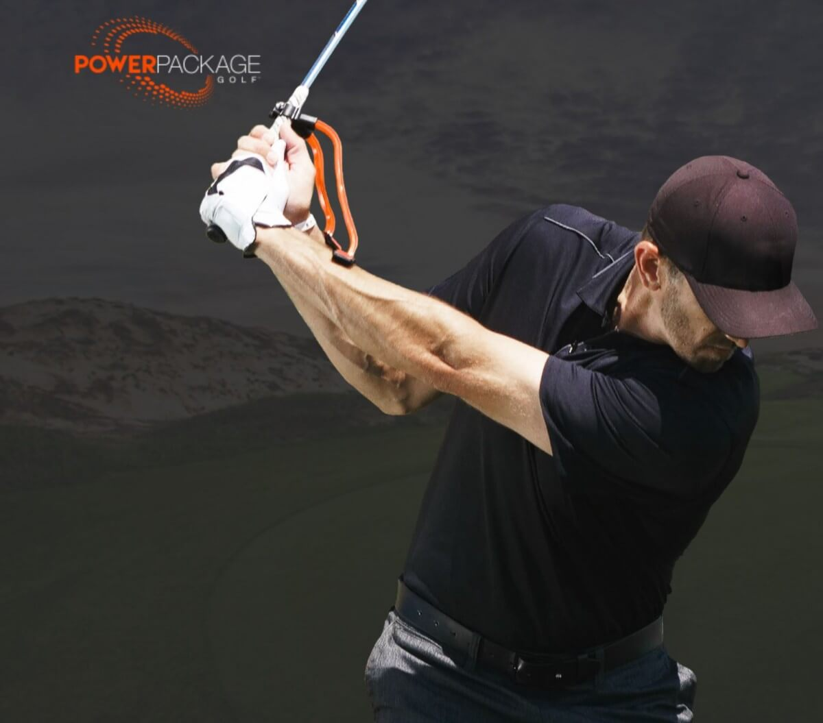 The Power Package Golf Swing Practice Aid