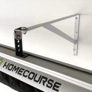 Homecourse Retractable Pro Screen Golf Swing Systems