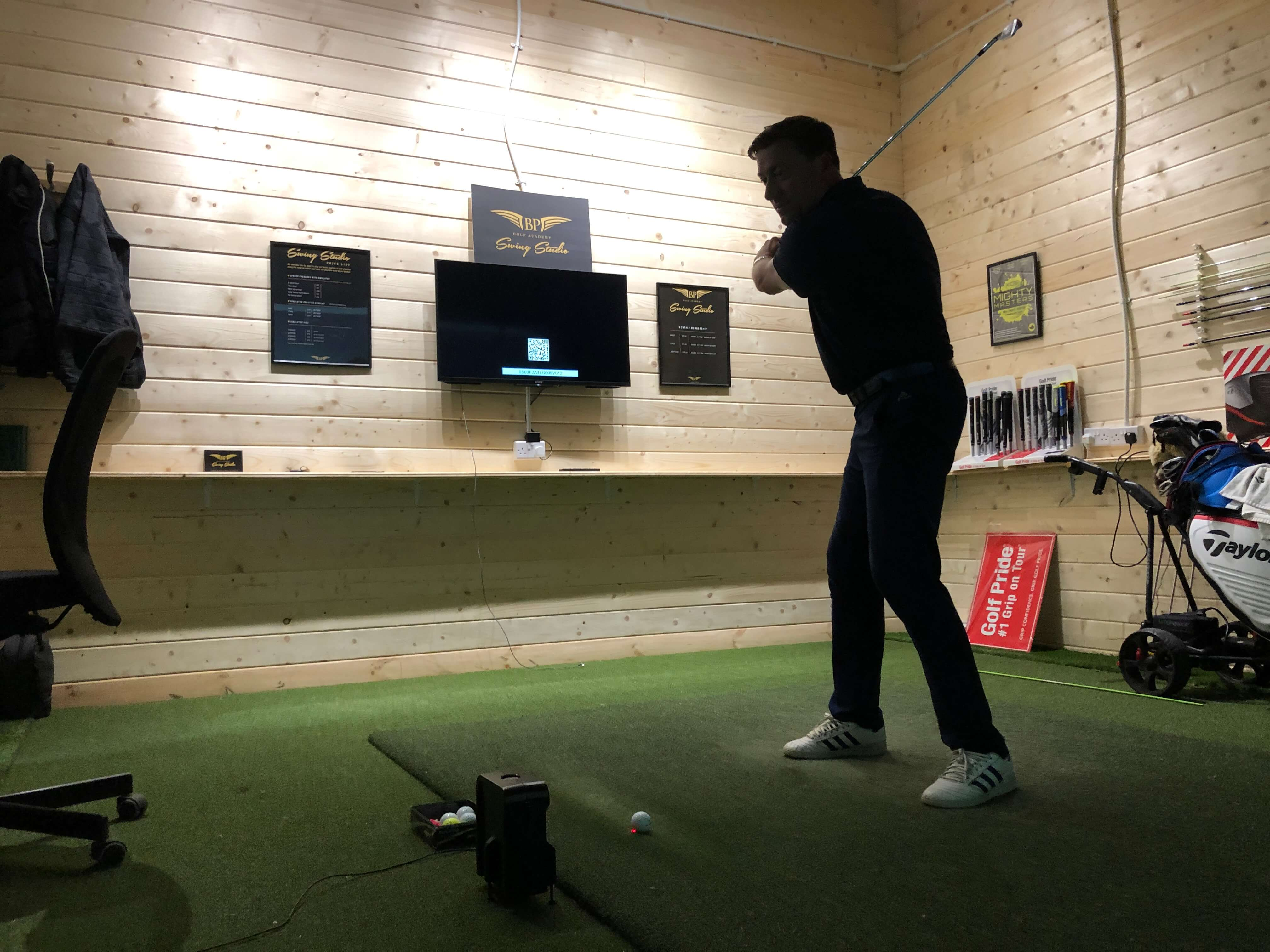 The Bradley Preston Golf Studio at Epping Golf Club